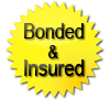J&l Restoration is Bonded & Insured